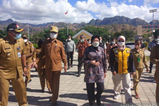 Mensos sebut video viral Bupati Alor bukan PKH tapi bantuan bencana