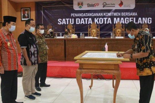 Kota Magelang perkuat penyelenggaraan Satu Data Indonesia