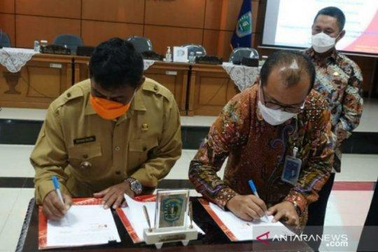 PLN dan Pemkab Belitung tandatangani kerjasama pengelolaan PLTBn