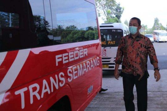 Hendi minta masyarakat dukung Hari Transportasi Umum Kota Semarang