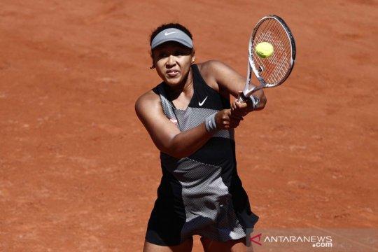 Naomi Osaka absen kejuaraan Wimbledon, fokus ke Olimpiade Tokyo