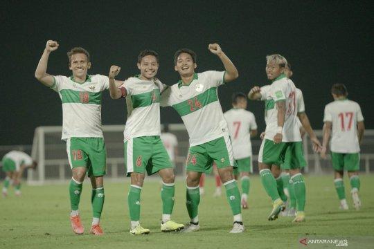 Laga Indonesia vs Thailand malam nanti, menanti pembuktian Shin Tae-yong