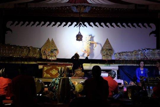 """Wayang """"Pandawa Syukur"""" pungkasi peringatan hari jadi Kota Magelang"""