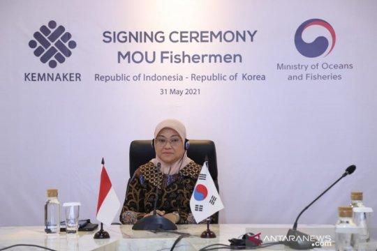 Indonesia-Korsel sepakat tingkatkan perlindungan awak kapal perikanan