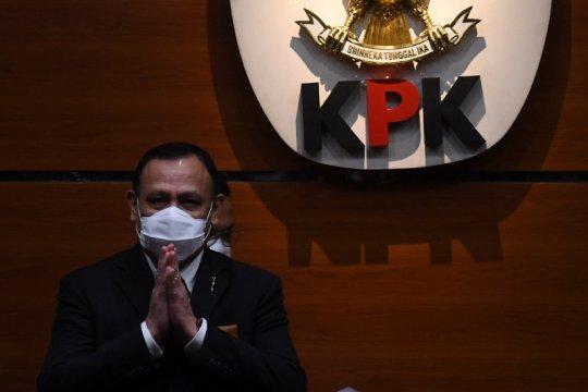 Pegawai KPK lengkapi bukti uji materi TWK di MK