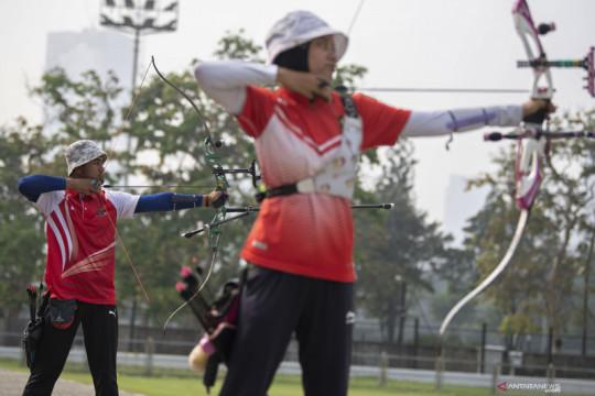 Enam atlet panahan Indonesia incar tambahan tiket Olimpiade ke Paris