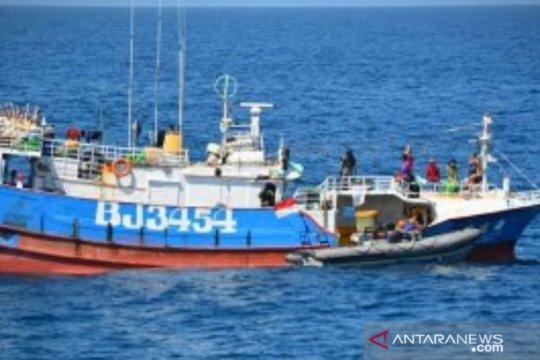 Teknologi satelit  pantau pencurian ikan di Natuna