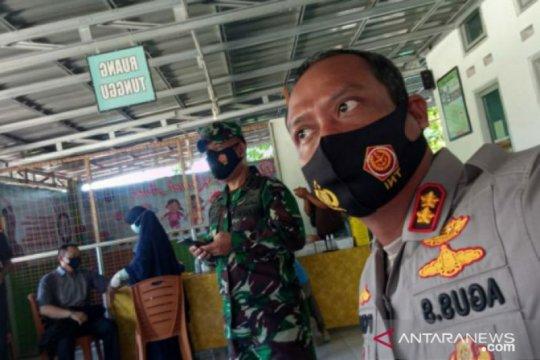 Polres Bangka Selatan siap dampingi masyarakat yang hendak divaksin