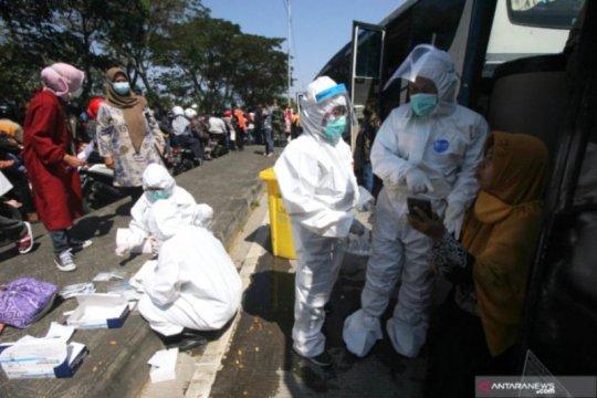 Rata-rata kasus COVID-19 di Bangka Barat mencapai 177 orang per bulan