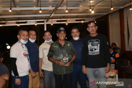 Suharto: Overland TLCI Sumbar promosikan wisata Bangka