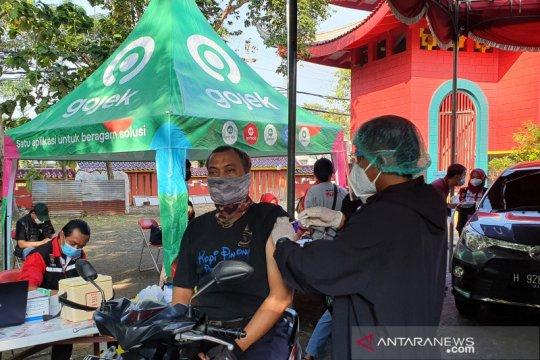 Persediaan vaksin di Semarang menipis