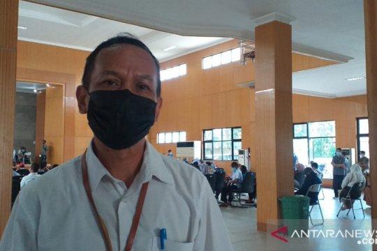 Dinkes Belitung catat sebaran zona merah COVID-19 menurun
