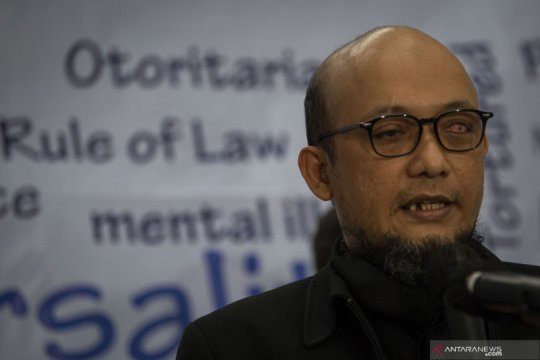 Novel Baswedan: Saya khawatir Dewas KPK dikelabui
