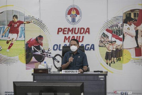Menpora upayakan atlet peraih medali emas Olimpiade masuk sebagai pahlawan nasional