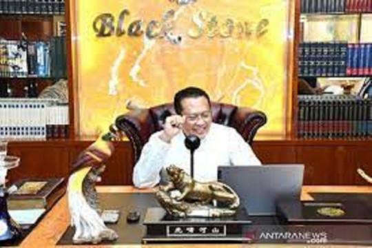 Ketua MPR RI apresiasi terpilihnya Arsjad Rasjid sebagai Ketum Kadin Indonesia