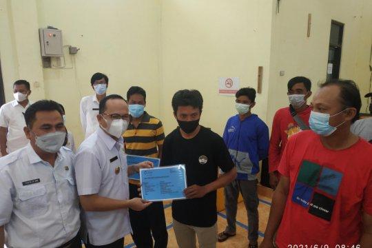 Pemkab Bangka Tengah siapkan 500 polis asuransi untuk nelayan
