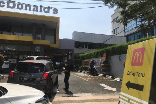 Lima resto McDonald's di Semarang ditutup karena kerumunan pembeli