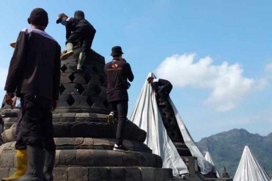 BKB buka lagi stupa Candi Borobudur