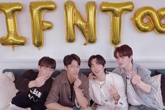 Grup idola K-pop INFINITE rayakan debut ke 11-tahun