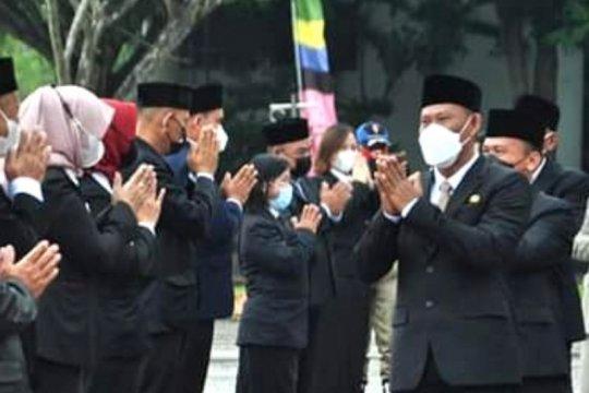 54 pejabat administrator dan pengawas dilantik Bupati Bulungan