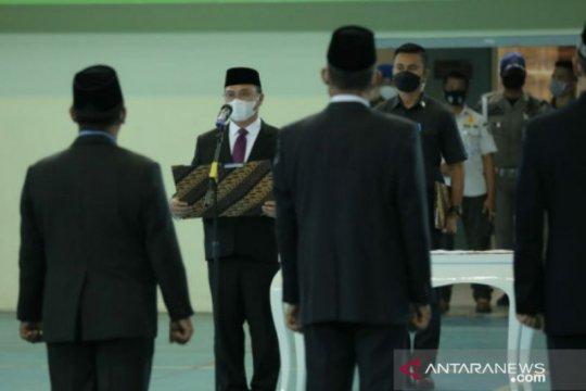 Gubernur Erzaldi kukuhkan 594 ASN Pemprov Babel