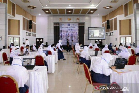 36 siswa lolos seleksi psikotes kelas beasiswa PT Timah di SMAN 1 Pemali