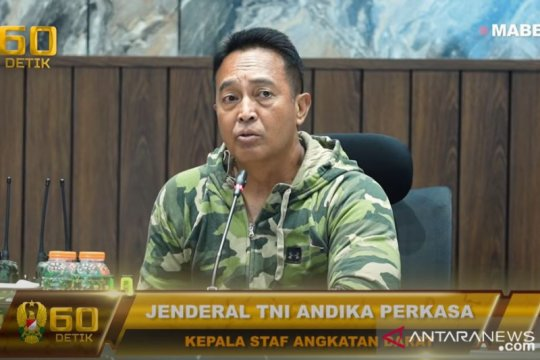 Kasad pastikan kesiapan latihan Batalyon Infanteri Mekanis 203/AK