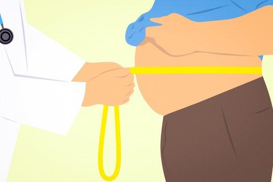 Risiko diabetes lebih tinggi pada anak yang kegemukan