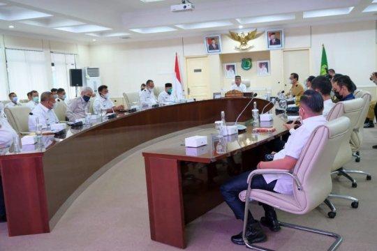 Pembebasan lahan Tol Betung-Tempino-Jambi terus bergulir