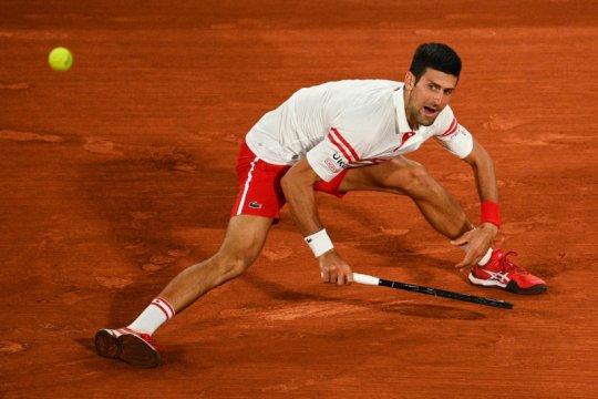 """Djokovic depak """"Raja Tanah Liat"""" di semifinal French Open 2021"""