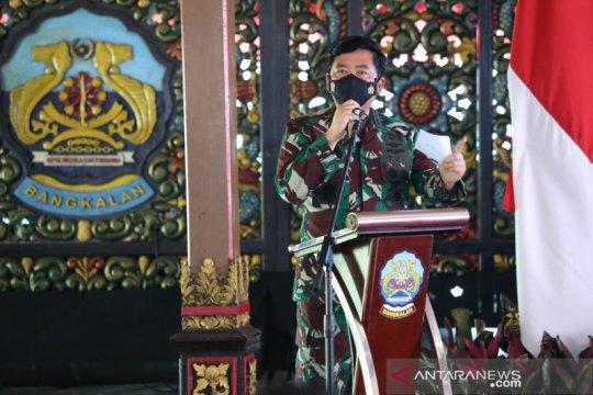 Panglima TNI: Penanganan COVID-19 di Bangkalan harus optimal