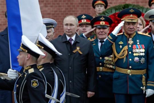 Presiden Rusia Putin puas dengan alasan Biden yang menyebutnya