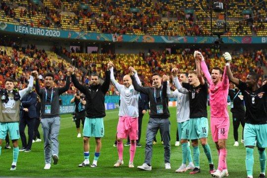 Austria gilas Makedonia Utara 3-1