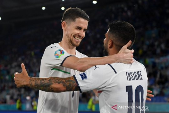 Juara Liga Champions buat  Jorginho termotivasi untuk sukses bersama Italia di Euro 2020