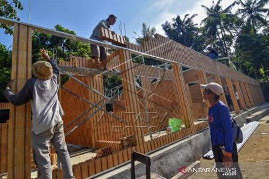 Bangunan Sekolah Dari Bata Plastik Daur ulang