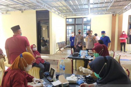 Dinkes Bangka Barat siapkan 1.657 vaksin COVID-19 dalam bakti sosial Bhayangkara