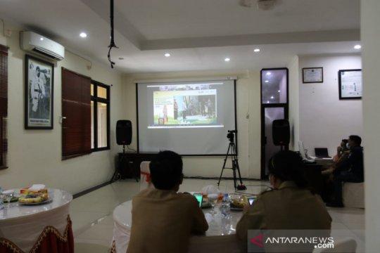 Pemkab Bangka Tengah raih penghargaan Nirwasita Tantra