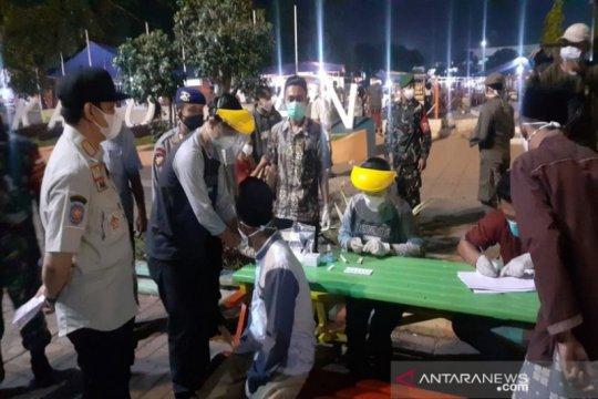 Pemkot Pekalongan bersama TNI/Polri lakukan tes antigen acak di titik keramaian