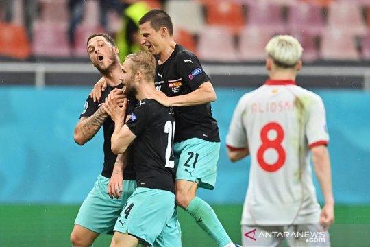Selebrasi menghina, Arnautovic disanksi satu pertandingan