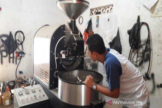 Produk mesin sangrai Temanggung diminati  para pelaku kopi