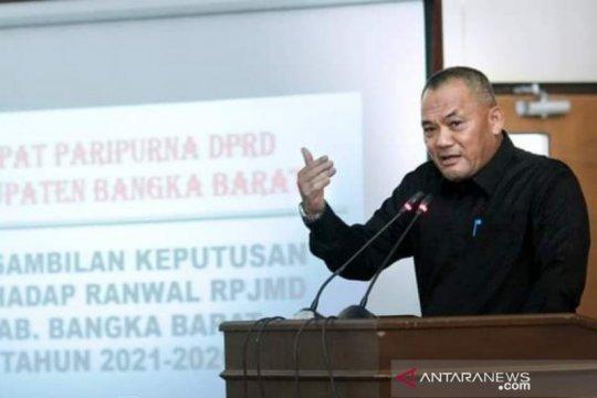Pansus beri 12 rekomendasi RPJMD Kabupaten Bangka Barat 2021-2026