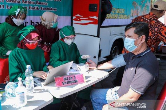 Mudahkan masyarakat, Pemkot Surakarta lakukan vaksinasi keliling