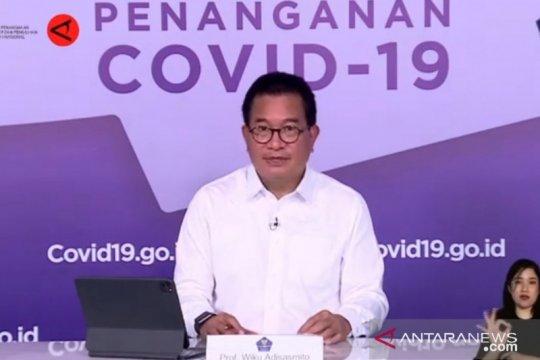 Jubir COVID-19: Pemerintah telusuri asal mula kemunculan varian Delta di Indonesia