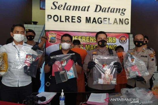 Polisi ungkap otak pencurian UPK Gemilang Sejahtera Tempuran