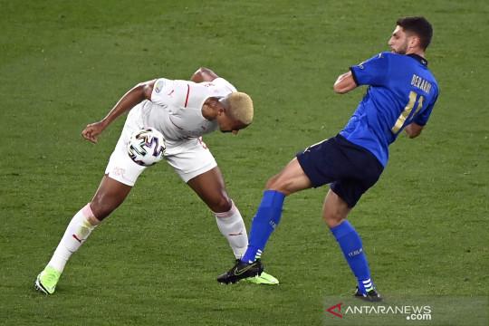 Chiellini nilai Akanji cocok jadi penerusnya di Juventus