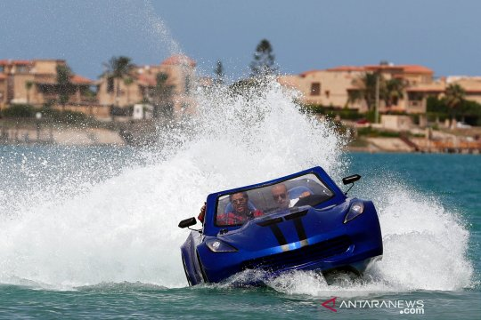 Gaya mobil air di Mesir