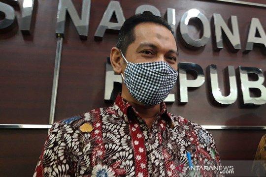 Wakil Ketua KPK Nurul Ghufron bantah tidak tahu siapa penggagas ide TWK