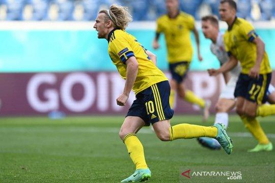 Swedia  taklukkan Slovakia 1-0