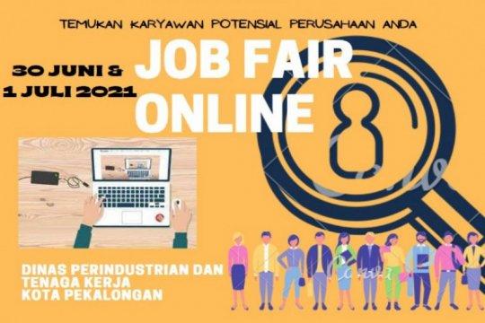 Kota Pekalongan gelar bursa kerja daring tekan pengangguran