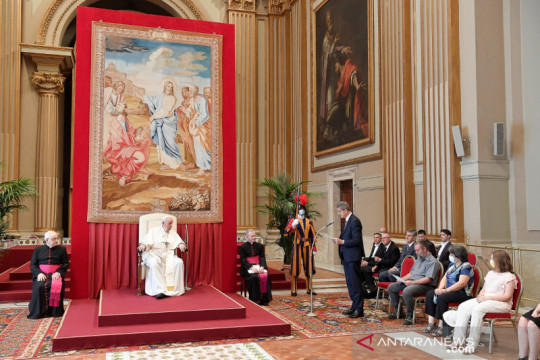 Kali pertama, Vatikan ungkap kekayaan properti